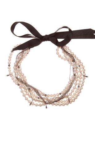 ожерелье из жемчуга купить в интернет магазине Sense of Color
