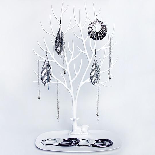 Хранение украшений, идеи, дерево
