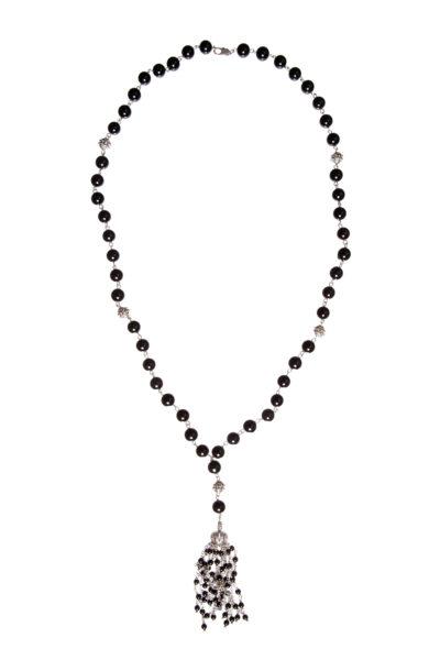 Колье Black Rosary